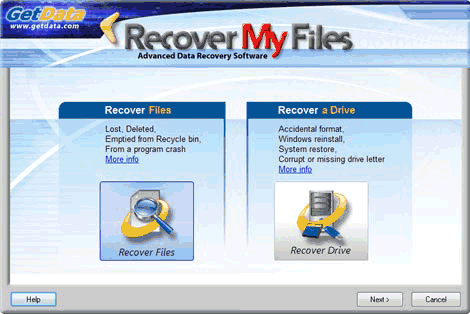 software Recover My Files