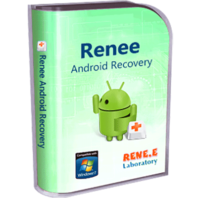 renee android recovery recuperar dados